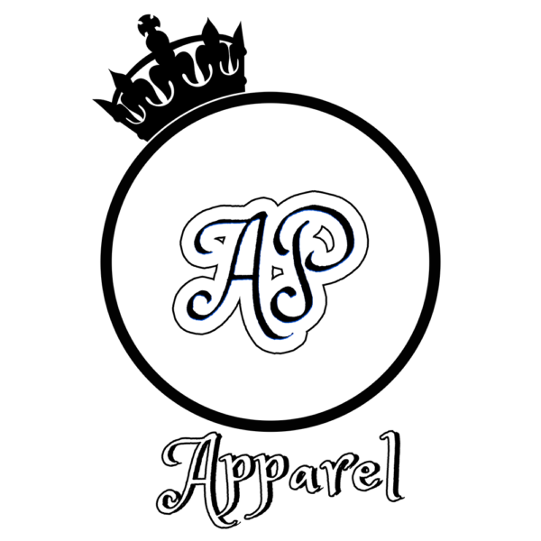 A-Laced Productionz With Crown Logo